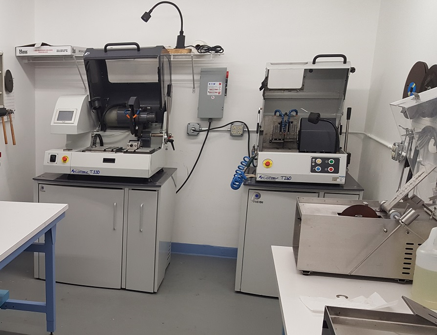 SMS Labs Cutting Equipment & Supplies